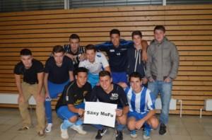 Siegermannschaft Säxy MoFu