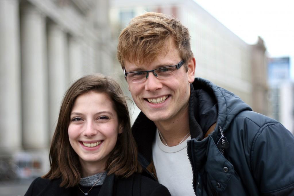 Katharina und Eric